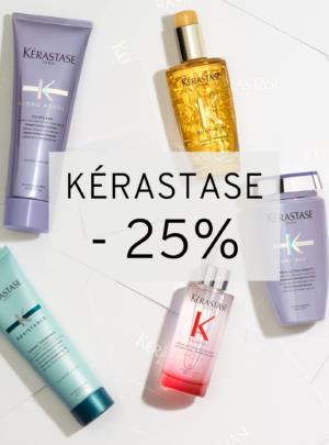 Kérastase - 25%